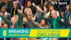 6 Months Free BT Sports for EE Customers