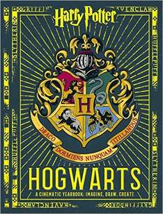 AMAZON: Hogwarts: A Cinematic Yearbook (Harry Potter) WAS £7.99 NOW £3.50 (Prime)