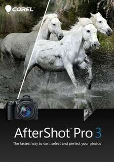 Corel AfterShot 3 [for PC] @ sharewareonsale.com