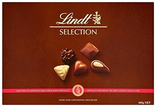 Lindt Chocolate Selection, 428g  £10.00 (Prime) / £ (non Prime) @ Amazon