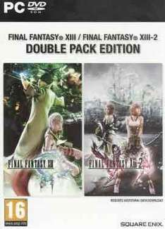 Final Fantasy XIII/XIII-2 Double pack (PC-steam)  £9.57 @ instant gaming