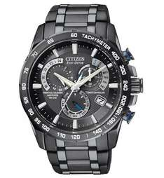 Citizen Men's Eco-Drive Radio-Time Setting Watch Amazon Prime Lightning Deal