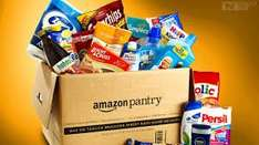 £10 off a £40 spend at amazon pantry this weekend for prime members
