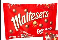 MALTESERS FUN SIZE FAMILY BAG £1 AT B&M