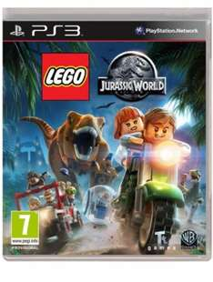 Lego Jurassic World PS3 game £12 delivered from Tesco