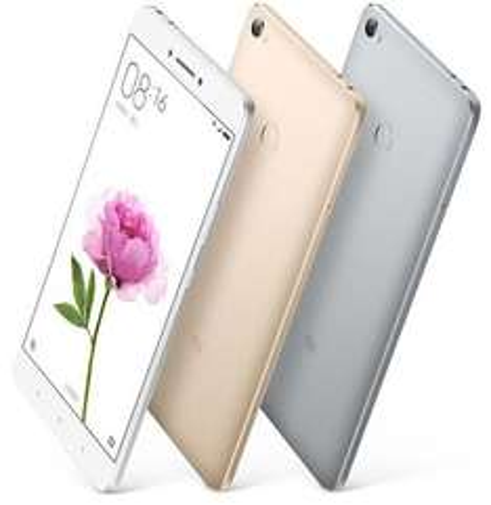 Xiaomi Mi Max Official Global Version 3GB 32GB Gold/Silver £147 @ Aliexpress