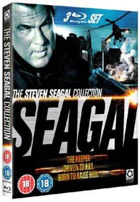 Steven Seagal Collection (Blu Ray) £2.79 @ musicMagpie