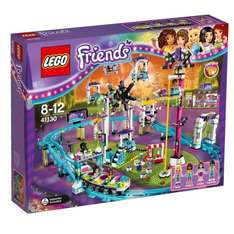 LEGO Friends Amusement Park Roller Coaster 41130 (Top 10 toy for Christmas!) £64.99 @ Smyths