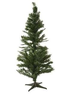 6ft Fibre Optic Artificial Christmas Tree for £20 at Homebase (Free C+C)