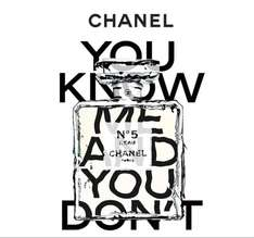 Free Chanel No 5 L'eau Sample