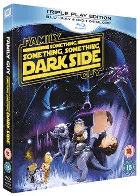 Family Guy: Something Something Dark Side (Blu Ray) Triple Play Edition £2.29 @ musicMagpie