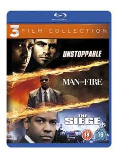 3 Film Collection (Blu Ray) £4.97 @ musicMagpie