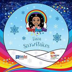 Tiana Snowflakes Charity Xmas single 79p @ itunes