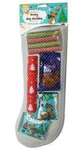 Good Boy Luxury Dog Christmas Stocking £4.89  Prime / £9.64 non prime @ Amazon