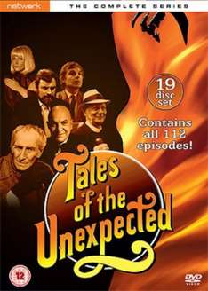 Tales Of The Unexpected Complete DVD Boxset - £18.01 Delivered at Zoom.co.uk