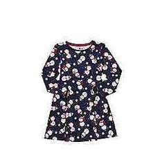 F&F girls snowman dress 20% off - now £4 with free C&C