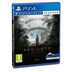 Robinsons: The Journey PS4 £42 @ Tesco