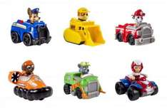 Paw Patrol Rescue Racers £2.99 in store at Home Bargains