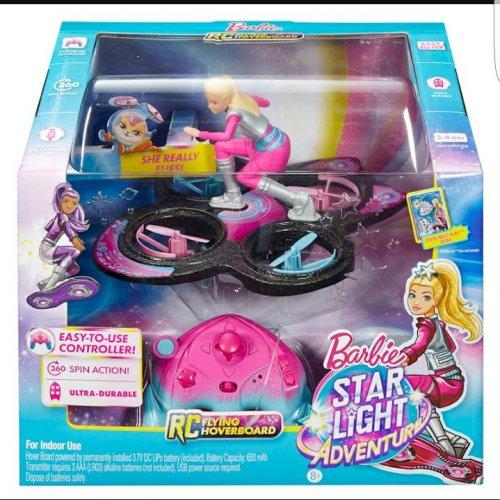 Barbie starlight adventure hoverboard £47.99 @ Smyths