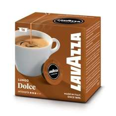 Lavazza dolce pods £1 in b&m
