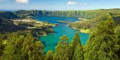 (£342pp) 17. - 24.6. Sao Miguel (Azores) holiday from London Stansted, inc. return flights, hotel and car hire - (see links below) £684 per couple