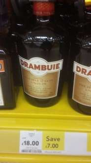 drambuie @ Tesco £18 in store