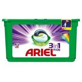 ariel pods £6 @ Asda