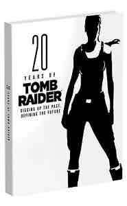 20 Years of Tomb Raider by Meagan Marie £12.99 @ Book Mail via eBay