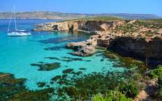4 nights Malta DEAL from Bournemouth 15 - 19.1 (inc. return flights, spa hotel and airport shuttle bus return tickets) £145.40 per couple @ expedia.co.uk