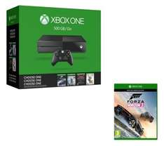 Xbox one 500gb with Forza Horizon 3 £169.99 @ Curry's