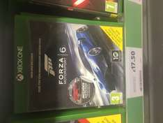 Forza 6 10th anniversary edition (includes audi tt coupe) £17.50 Tesco instore - customer service confirmed national.