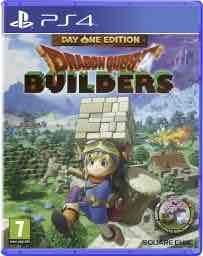 Dragon quest builders (ps4) £29.99 used @ grainger games