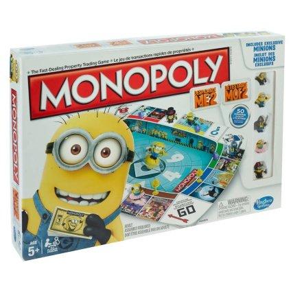 Despicable Me Minion Monopoly  NOW £6.99 @ B&M