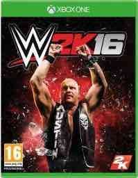 WWE 2K16 used £7.99 (xbox one)/ used £11.99 (ps4) @ grainger games