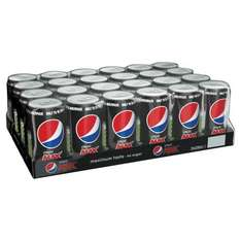Pepsi/Pepsi Max (24 x 330ml) @ Iceland for £6.00