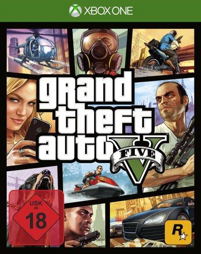 Grand Theft Auto 5 (XONE/ Xbox One) GTA V £24.50 (incl shipping) @ Amazon DE