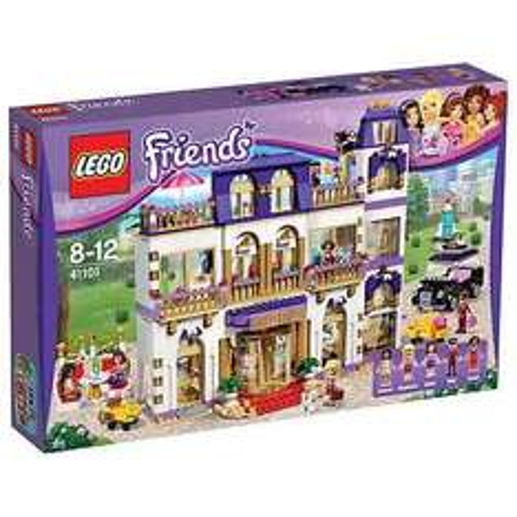 Lego friends heartlake grand hotel £64.97 @ John Lewis