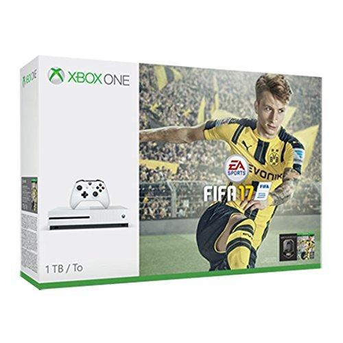 Xbox One S FIFA 17 Bundle (1TB)  £284.99 @ Amazon