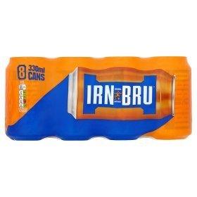 IRN BRU 8 PACK £2 @ASDA