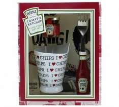 Heinz Ketchup 'I Love Chips' Gift Set now £9.35 @ Argos