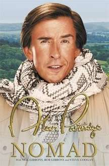Alan Partridge : Nomad £9.50 delivered @ Book Depository [and The Alan Partridge Complete Box Set [DVD] £7.99 prime + (£3.00 delivery non-prime)]