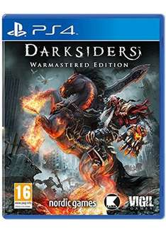 Darksiders: Warmastered Edition PS4/XB1/Wii U £12.85 @ Base