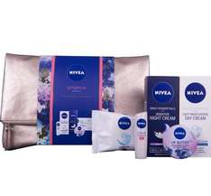 Nivea Gorgeous Moments Gift Set for Women - 5-Piece @ Amazon for £10.00 (Prime) / £13.99 (non Prime)