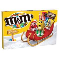 4 M&M selection boxes & 4 Harpic Toilet cleaners for £4.48 delivered Amazon Prime members only