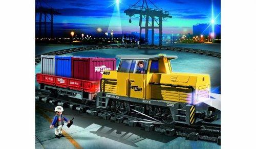 playmobil trainset  £50 asda