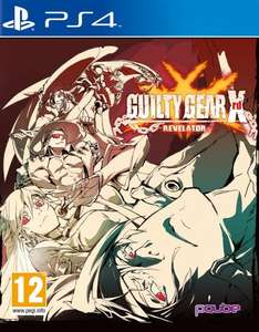 Guilty Gear Xrd -REVELATOR- (PS4) - £14.35 (Prime) / £16.34 (non Prime)  Sold by IDSS and Fulfilled by Amazon