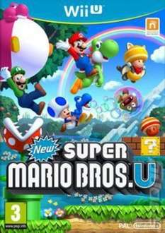 New Super Mario Bros. U Nintendo Wii U £8.47 Preowned Delivered (After Using Code ACE20) @ Music Magpie