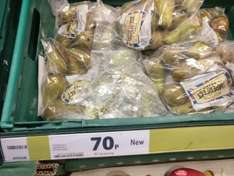 Perfectly imperfect pears 800g 70p for 12 Tesco
