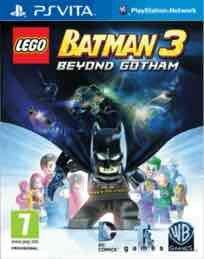 Lego batman 3 beyond gotham (ps vita) preowned £9.78 @ GAME