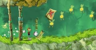 Rayman Jungle Run 10p @ GooglePlay